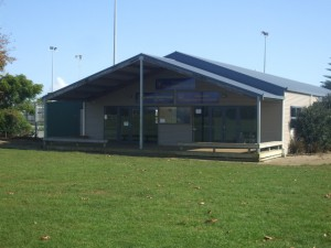 8 PARKS RUGBY CLUBROOMS